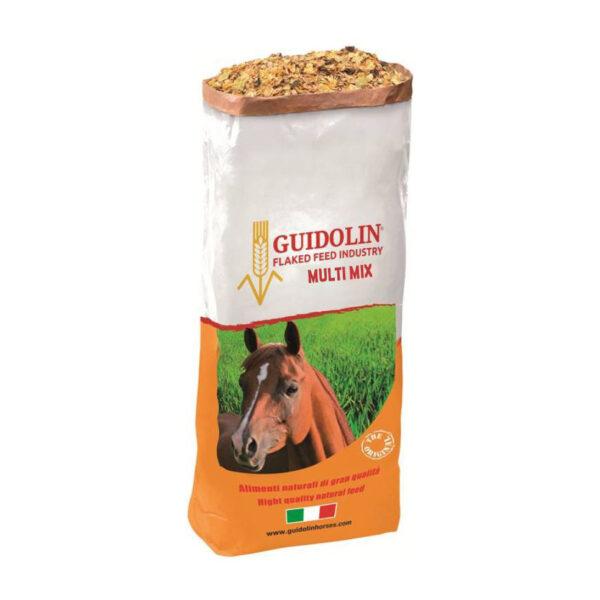 Multimix Loisir - céréales floconnées Guidolin Chevaux