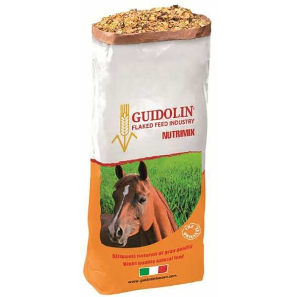 Nutri Mix Compétition Chevaux Guidolin