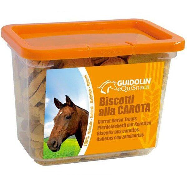friandise pour chevaux equisnack carotte 700gr