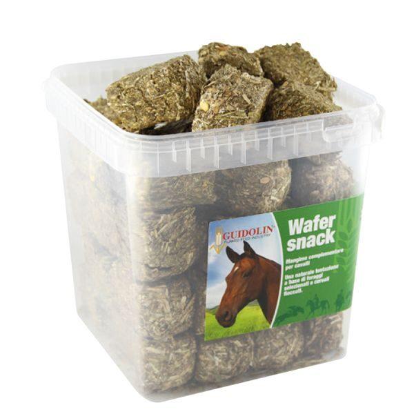friandise pour chevaux equisnack fourrage 2500gr