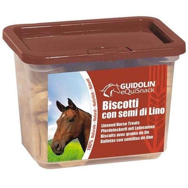 friandise pour chevaux equisnack lin 700gr