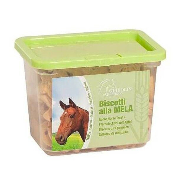 friandise pour chevaux equisnack pomme 700gr