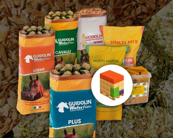 Palette mixée multi-produits Guidolin®